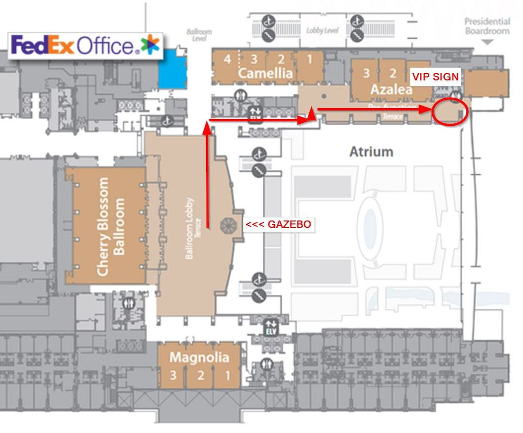 Katsucon Floor Plan