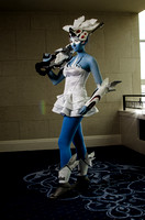 Widowmaker Odette Skin-Overwatch -KatsuCon 2017-Willo Cosplay