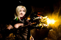 Witch Mercy-Overwatch -Colossalcon2017-SamSaysHey